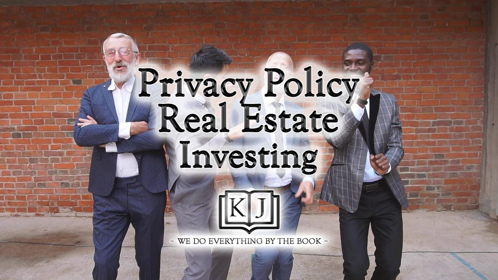 Privacy Policy - Real Estate Investor Loans With King James Lending In Houston, Texas - Seabrook, Texas